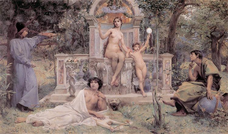 Truth, 1901 - Люк-Олів'є Мерсон
