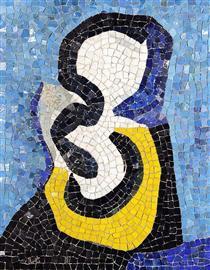 Composition abstraite - Luigi Guardigli