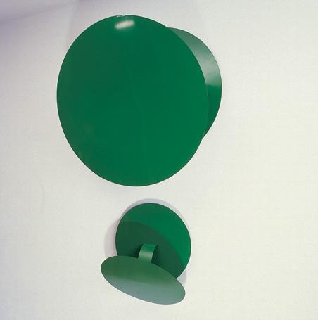 Amazonia Green, 1989 - Lygia Pape