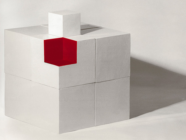 Eye of Guara. # 6, 1983 - Lygia Pape