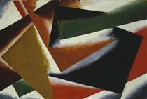 Painterly Architectonic - Lyubov Popova