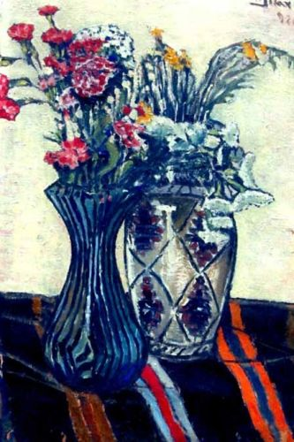 Flowers, 1920 - М. Х. Максі