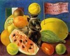 Still Life - Frida Kahlo