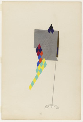 Dragonfly from the portfolio Revolving Doors, 1926 - Man Ray