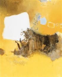 Dourado No. 34 - Manabu Mabe
