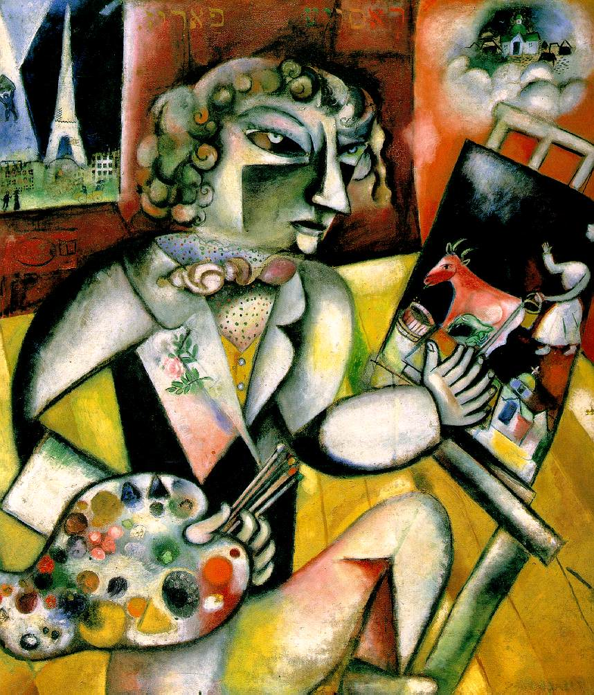 Couples In Art Paintings Naive