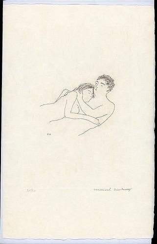 After love, 1968 - Marcel Duchamp