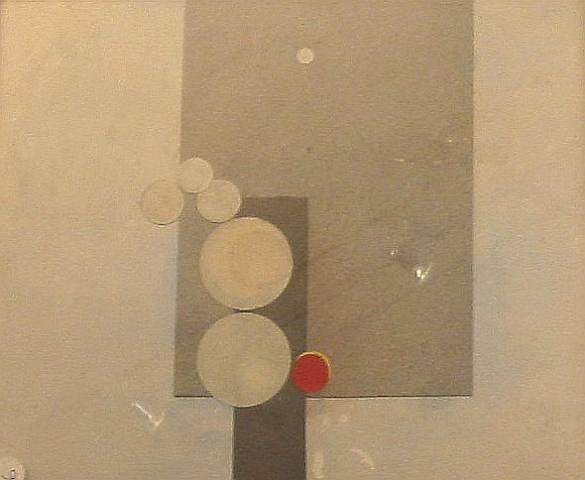 Composition, 1965 - Marcelle Cahn