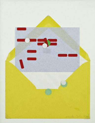 Untitled, 1970 - Marcelle Cahn