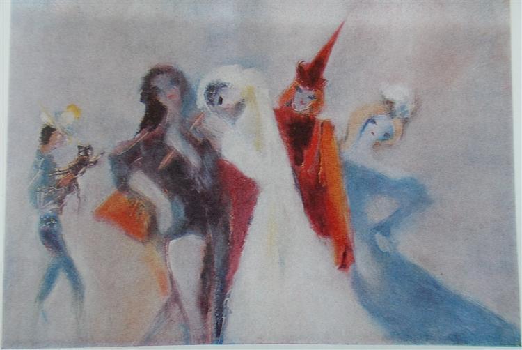 Bride's Run - Margareta Sterian