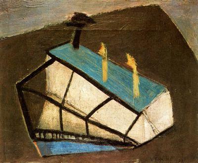 Cedar, 1932 - Maria Helena Vieira da Silva