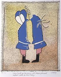 Serigrafia - Mário Cesariny