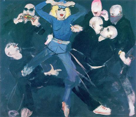 Disco III, 1979 - Mario Comensoli