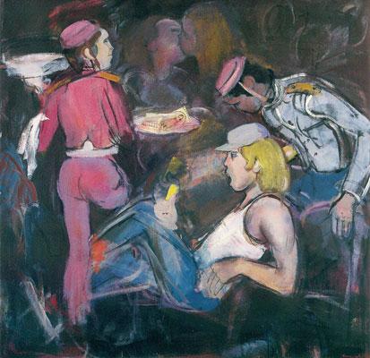 Entr'acte, 1977 - Маріо Коменсолі