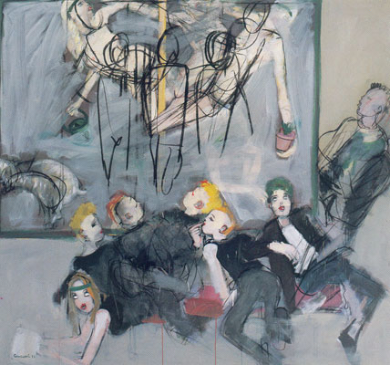 Kunsthaus, 1983 - Mario Comensoli