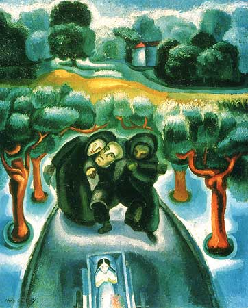 From My Window, 1938 - Mario Eloy