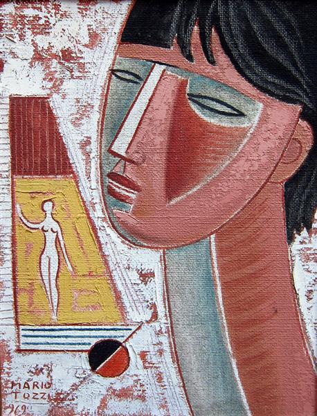 Figura di Donna - Mario Tozzi