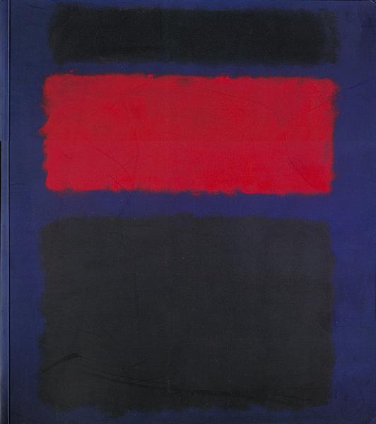 Cubierta, 1960 - Mark Rothko
