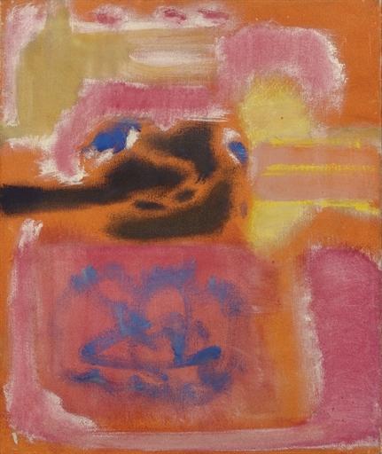 No. 9, 1947 - Mark Rothko