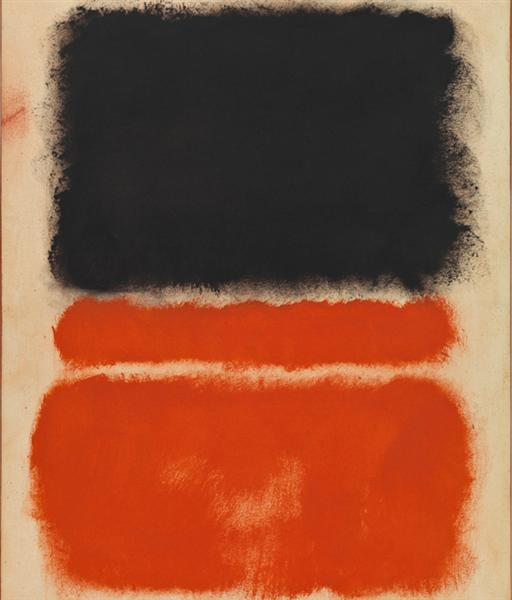 Red, 1968 - Mark Rothko