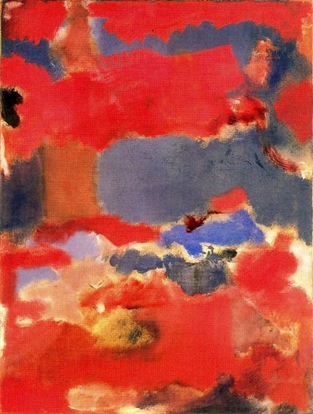 Untitled, 1948 - Mark Rothko