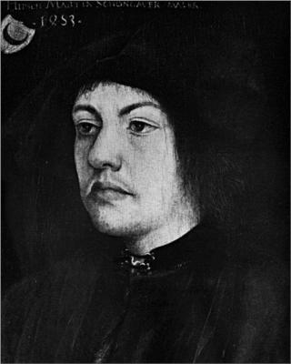 Martin Schongauer Wikiart Org Encyclopedia Of Visual Arts