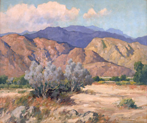 Mountains and Desert, 1930