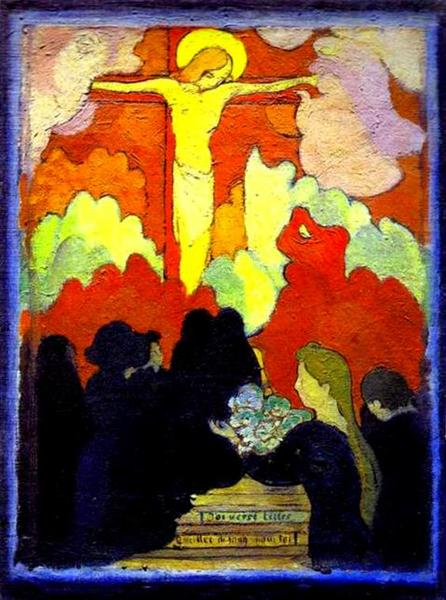 The Offertory at Calvary - Maurice Denis