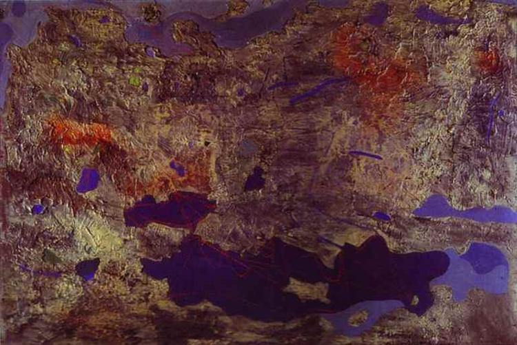 Europe after the Rain I, 1933 - Max Ernst