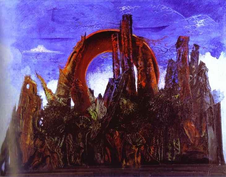 Forest, 1927 - Max Ernst
