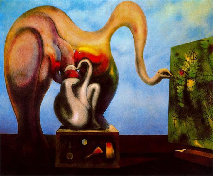 Surrealism and Painting, 1942 - Max Ernst