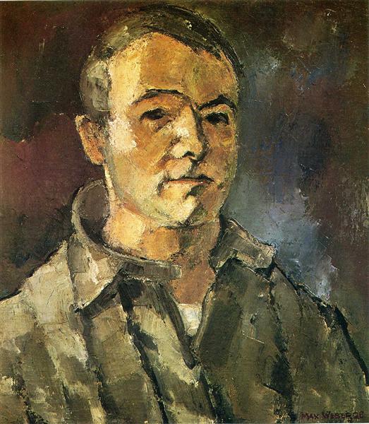 Self Portrait - Max Weber