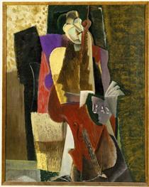 Il violoncellista - Max Weber