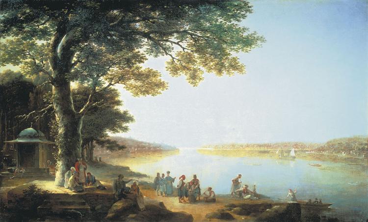 Bosphorus, 1829 - Maxim Vorobiev