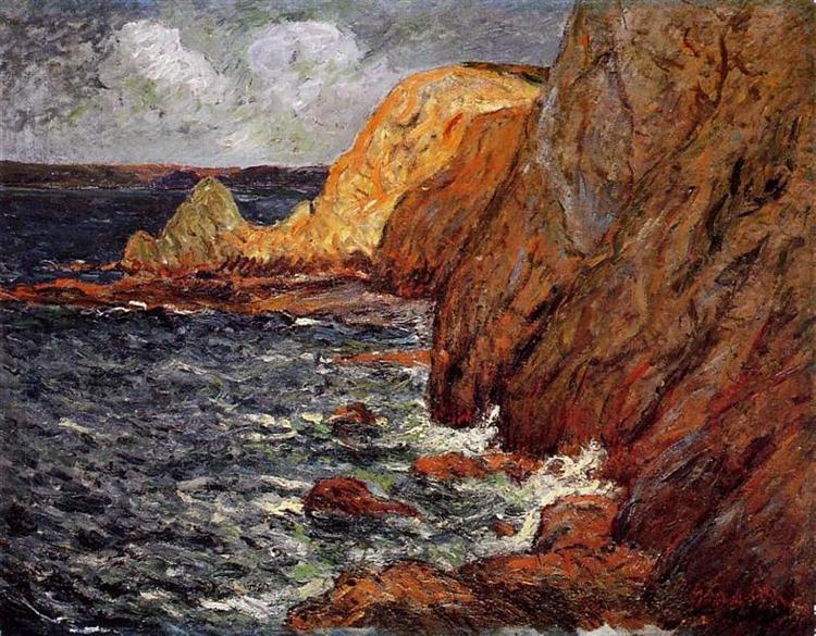 Cliffs - Maxime Maufra