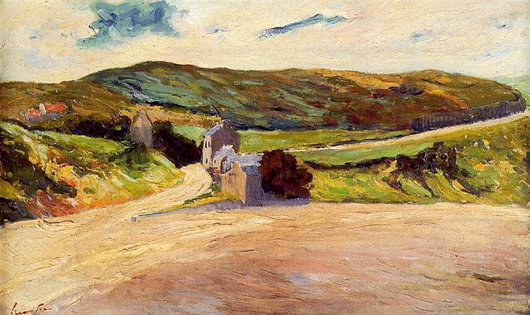 Saint-Jean-du-Doigt, 1906 - Maxime Maufra