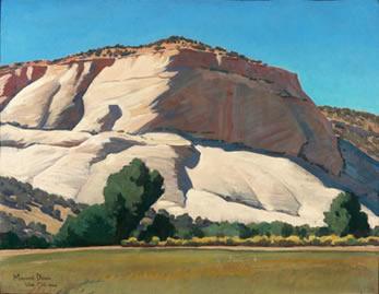 White Butte, Utah - Maynard Dixon