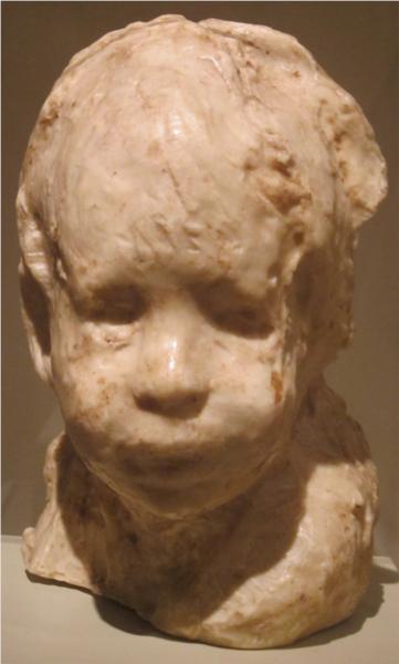 Jewish Boy, 1892 - Medardo Rosso