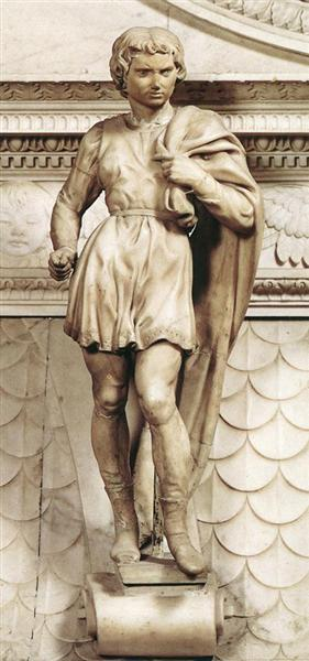 St. Proculus, 1494 - Michelangelo