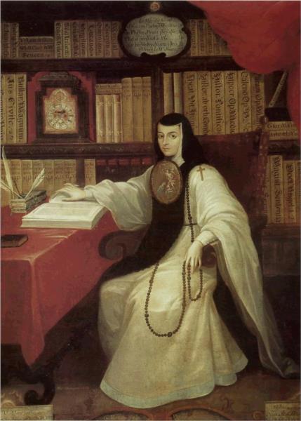 Sor Juana, 1750 - Miguel Cabrera