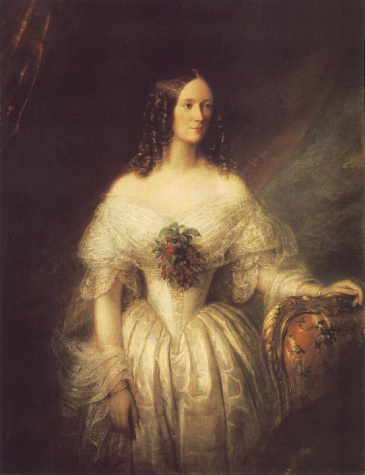 Portrait of a Woman, 1846 - Miklós Barabás