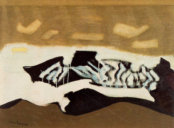 Breaking Sea, 1952 - Milton Avery