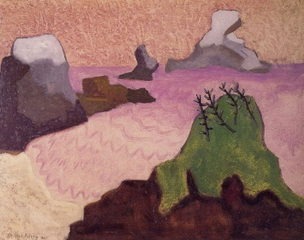 Oregon Coast, 1947 - Milton Clark Avery