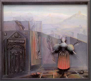Le Labyrinthe, 1980 - Mimi Parent