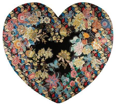Baby Block Bouquet - Miriam Schapiro