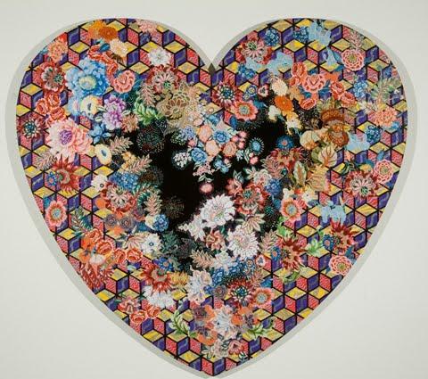Heartland, 1985 - Miriam Schapiro