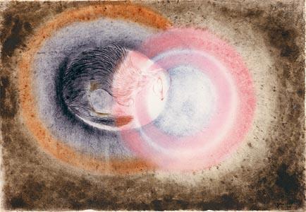 Hibernation, 1954 - Morris Graves