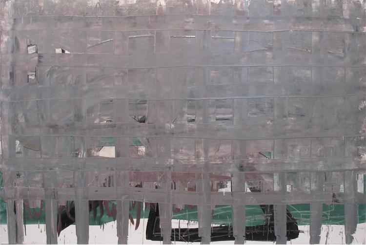 Untitled, 1993 - Moshe Kupferman