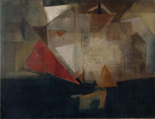 Untitled, 1963 - Nasreen Mohamedi