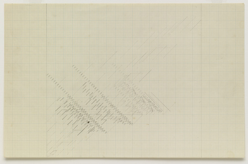 Untitled - Nasreen Mohamedi